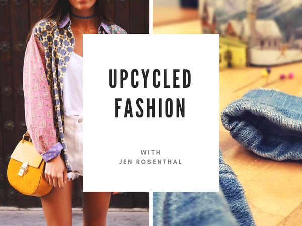 Upcycling I (April 3rd - May 22nd)