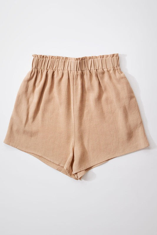 Coastline Pull-On Shorts