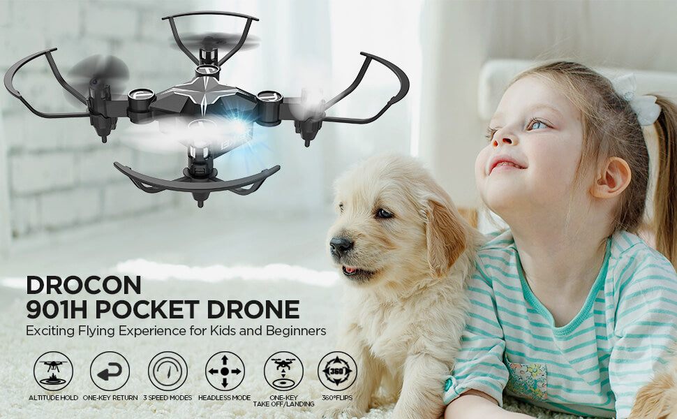 DROCON 901H Mini Drones