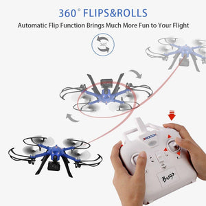 Bugs 3 Powerful Brushless Motor Quadcopter Drone for Adults and Hobbyilists - ValueLink Shop