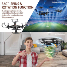 Load image into Gallery viewer, DROCON DC-65 Drone (Black) - ValueLink Shop