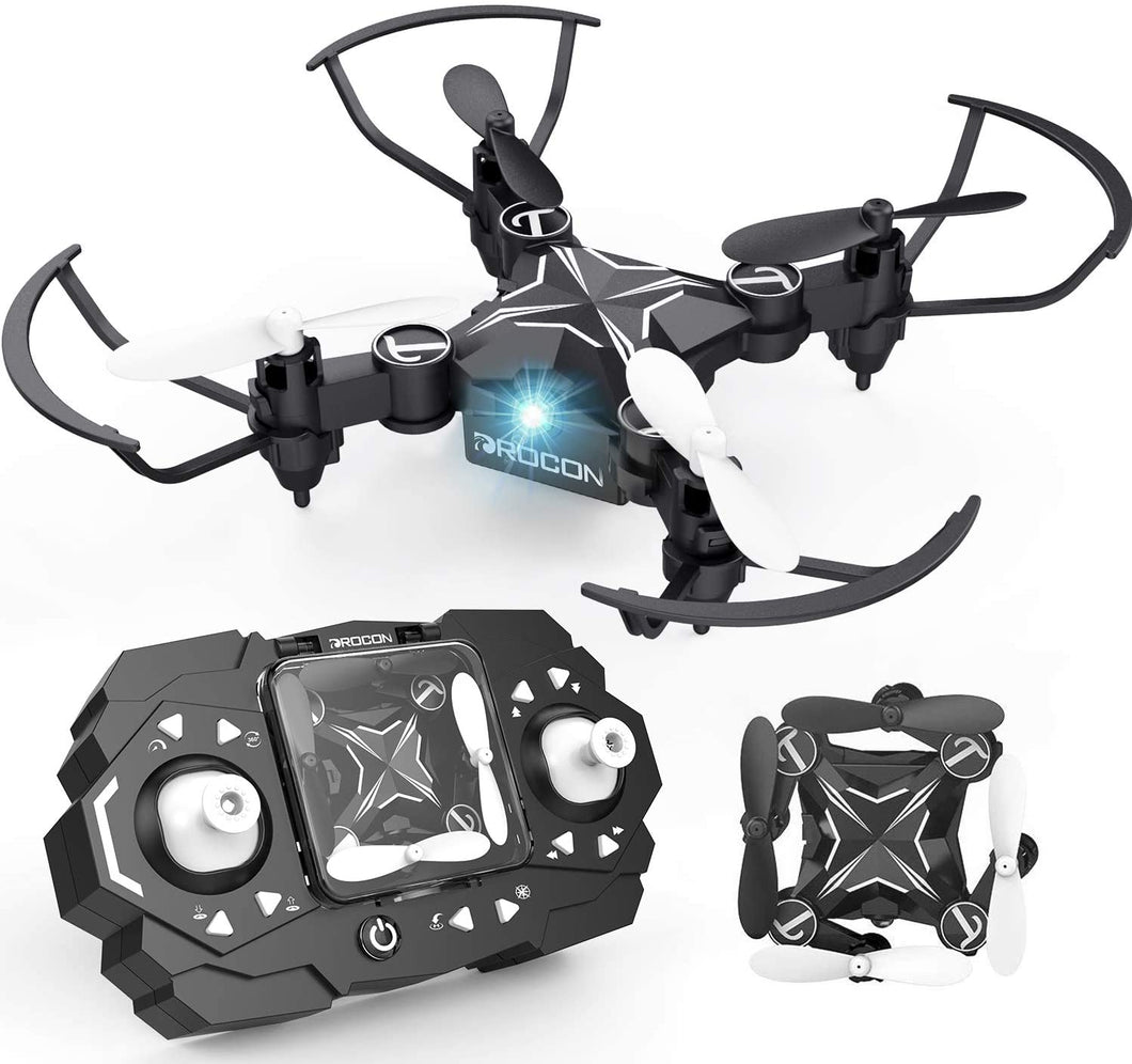 DROCON 901H Mini Drones with Altitude Hold Mode for Kids & Beginners