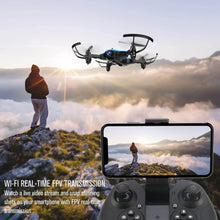 Load image into Gallery viewer, DROCON Ninja DC-014 Drone with 1080P FHD Wi-Fi Camera