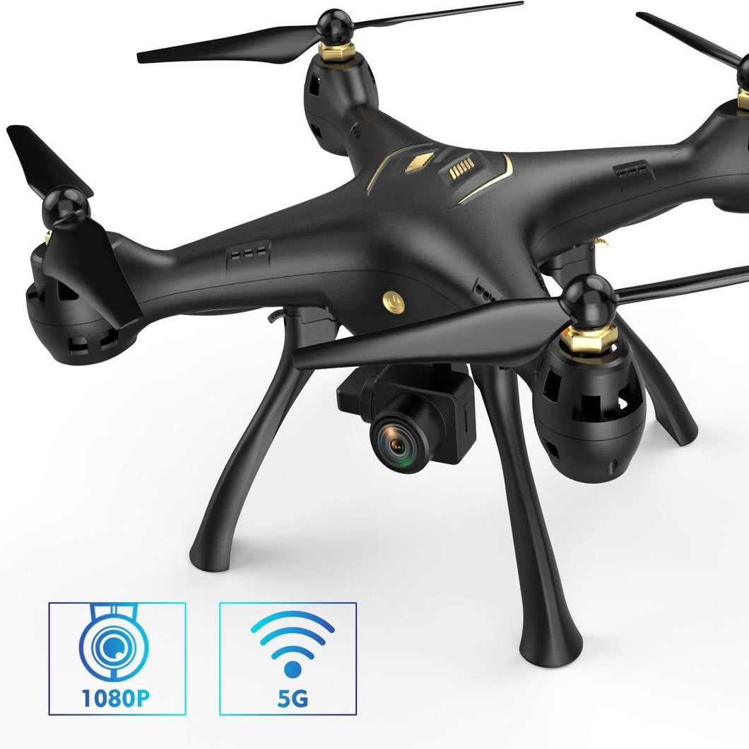 Drocon DC-08 5G WiFi FPV RC Drone with 1080P Full HD Camera - Drocon
