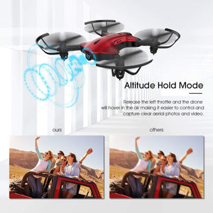 Drone for Kids, Spacekey FPV Wi-Fi Drone with Camera 1080P HD