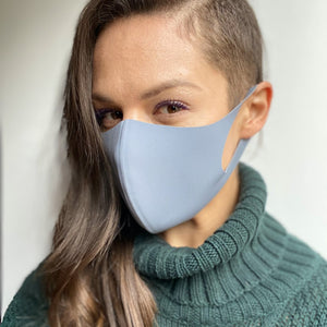 Aveita Hong Kong Reusable Fabric Face Mask Grey