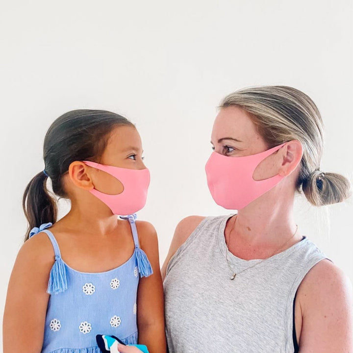 Aveita Hong Kong Reusable Fabric Face Mask Pink