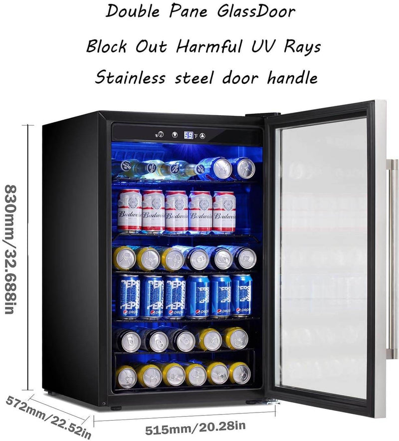 AS 4.5cu.ft beverage