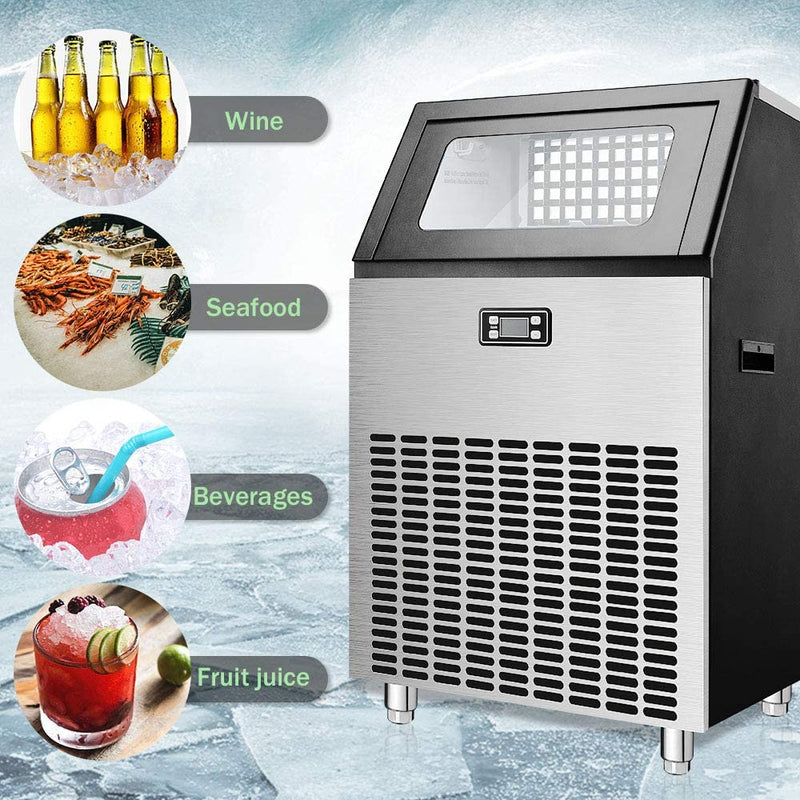 KS 265lbs ice maker
