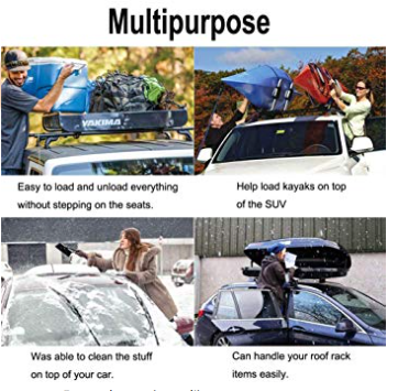 Multipurpose Car Doorstep