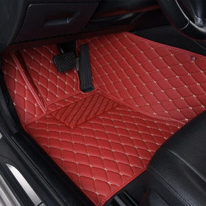 Luxury Car Mats