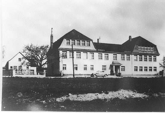 Company building around 1934