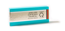 Load image into Gallery viewer, jewelry saw blades SUPER Q®