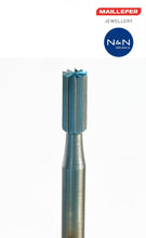 Load the picture into the gallery viewer, 26 MAILLEFER tool steel milling cutter cylinder flat