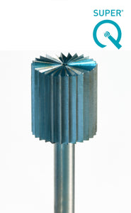 R (f) SUPER Q® tool steel milling cutter cylinder ISO 100