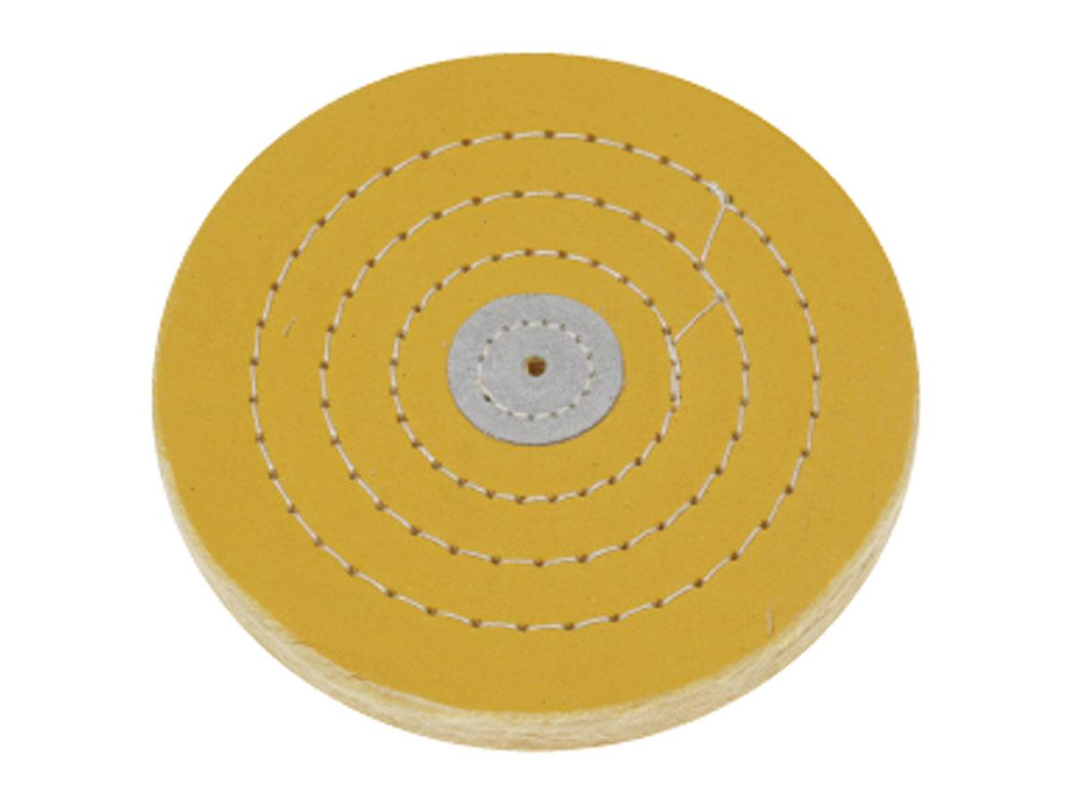ANTILOPE® polishing buff yellow 125