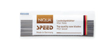 Charger l'image dans la galerie, wood jigsaw blades NIQUA SPEED 130mm