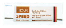 Load the picture into the gallery viewer, wood jigsaw blades NIQUA SPEED