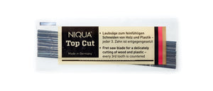 TOP CUT wood jigsaw blades