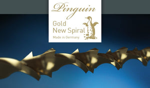 Spiral saw blades PENGUIN GOLD NEW SPIRAL 130mm