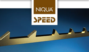 Wood jigsaw blades NIQUA SPEED 130mm