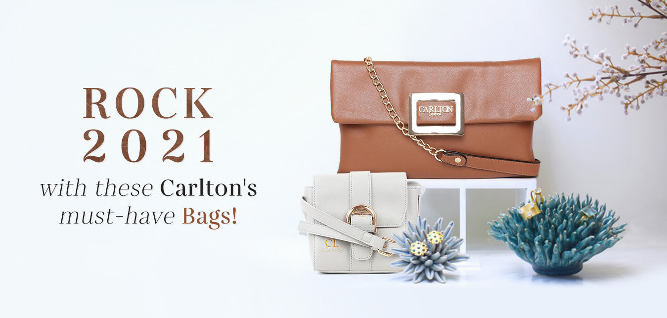 5 Must-Have Bags by Carlton London