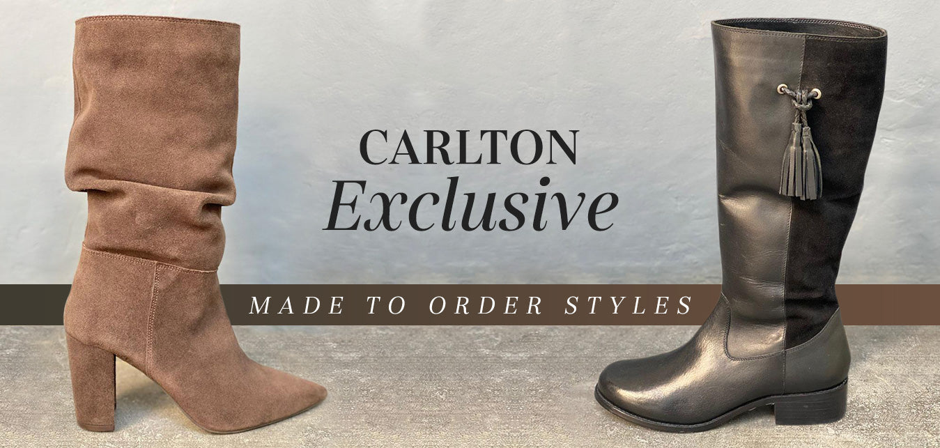 Boots that you must own this season – Ft. Carlton Exclusive