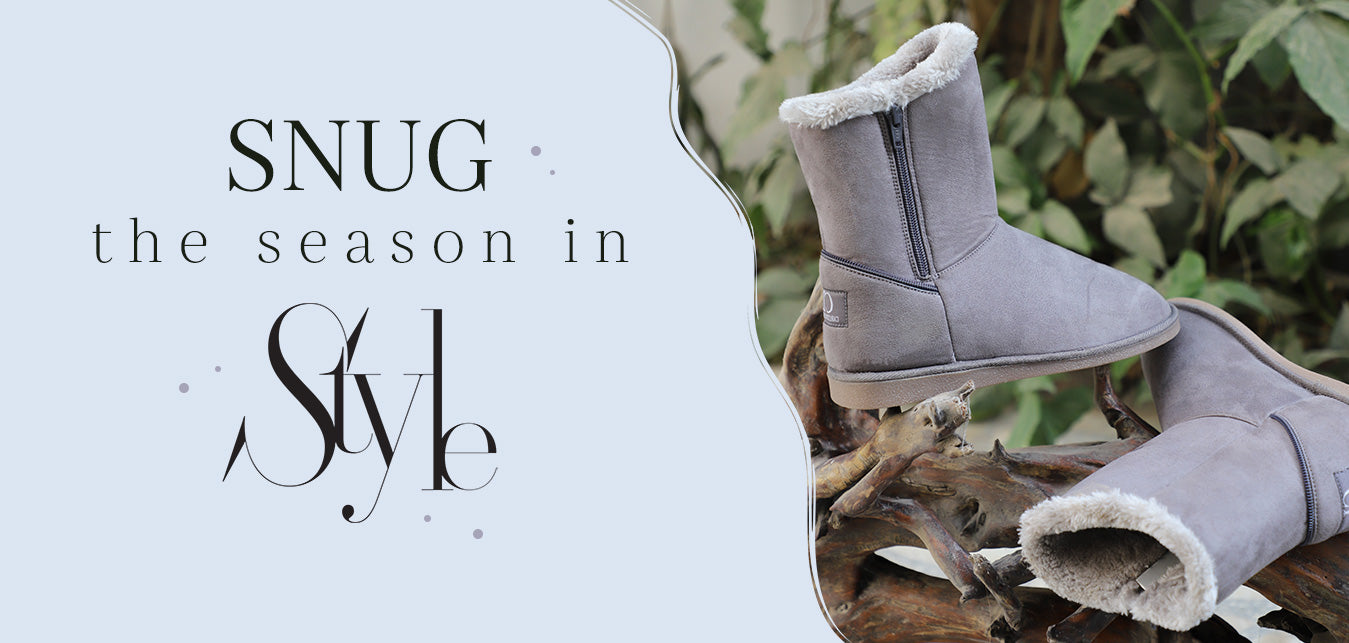 Ways To Style Snug Boots This Season