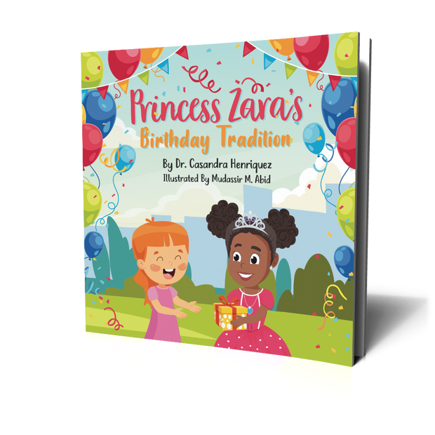 Birthday Bundle for 1 child - Create Representation, inc.