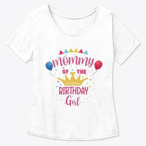 Mommy of the Birthday Girl - Create Representation, inc.