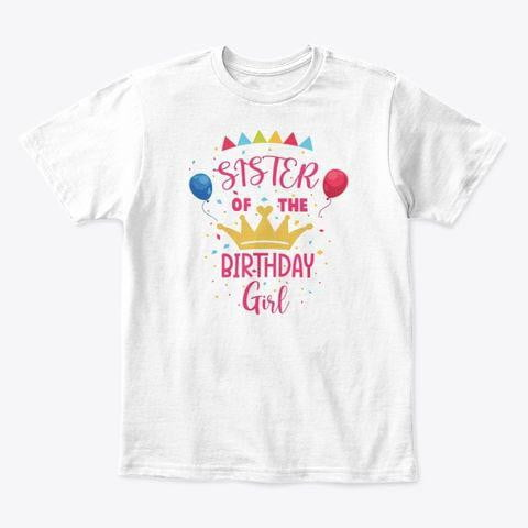Sister of Birthday Girl - Create Representation, inc.