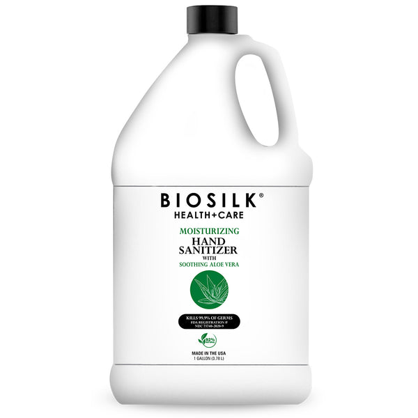 BioSilk Hand Sanitizer - 1 Gallon