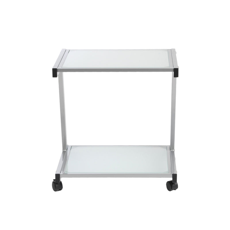 L-Series Printer Cart Silver