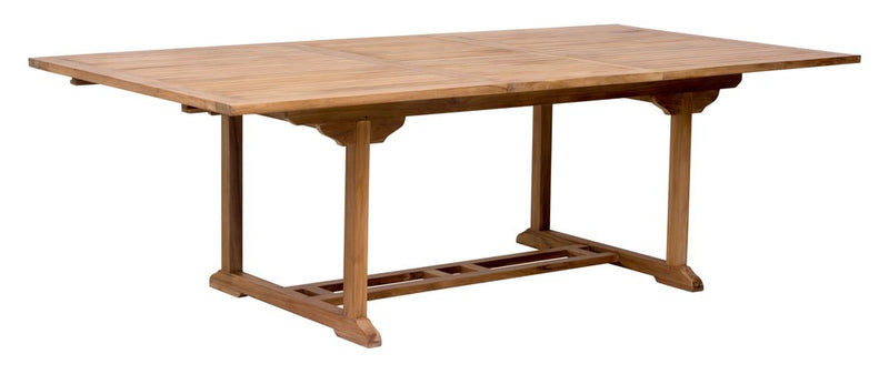 Regatta Extension Dining Table Natural