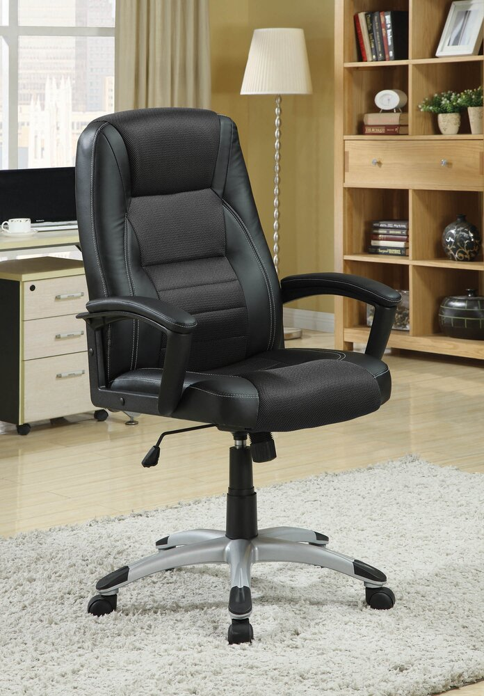 Casual Office Chair Black