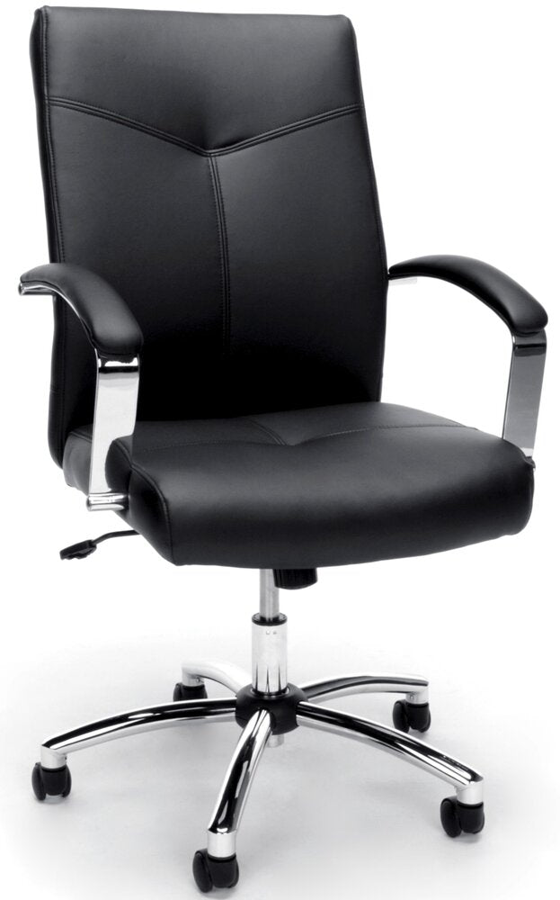 Essentials Executive Conference Chair Black