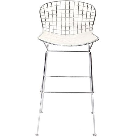 CAD Bar Stool White