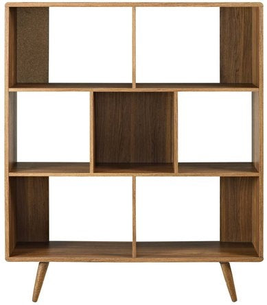 Transmit Bookshelf Walnut