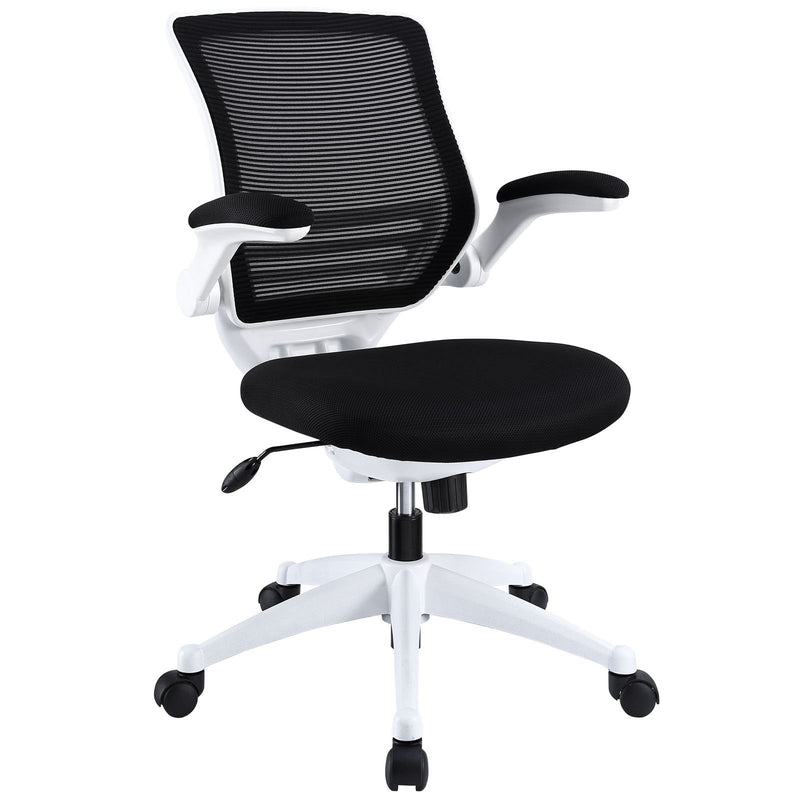 Edge Office Chair Black & White