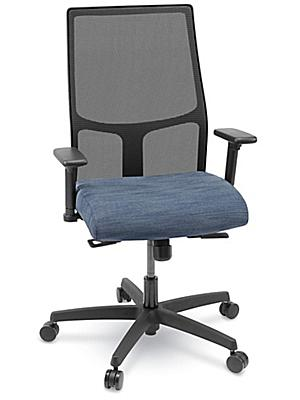 Ignition 2.0 Mesh Chair Blue
