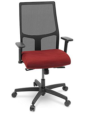Ignition 2.0 Mesh Chair Red