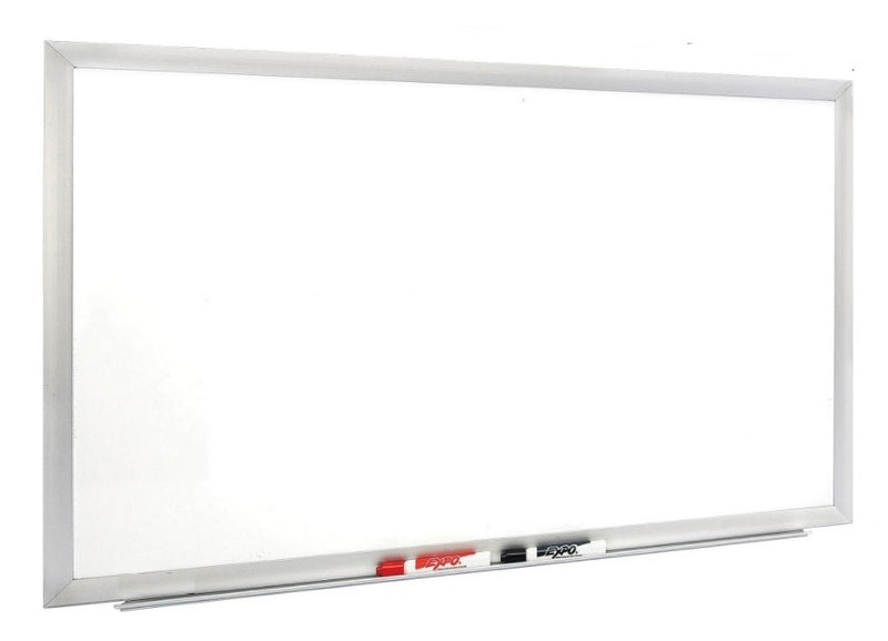 Magnetic Steel Dry Erase Board 4' x 3' White