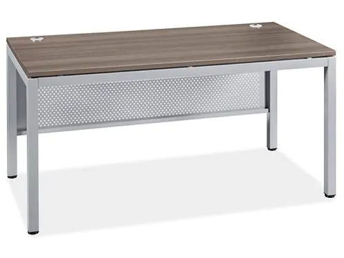 Downtown Office Desk 72 x 30 Gray