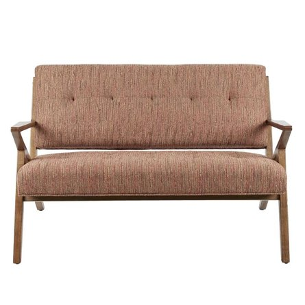 Alshain Loveseat Orange