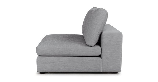 Article Gaba Modular Lounge Chair Gull Gray