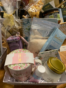 Mothers Day Bath Gift Basket