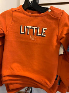 "Noppies ""LIttle Hero"" Sweatshirt"