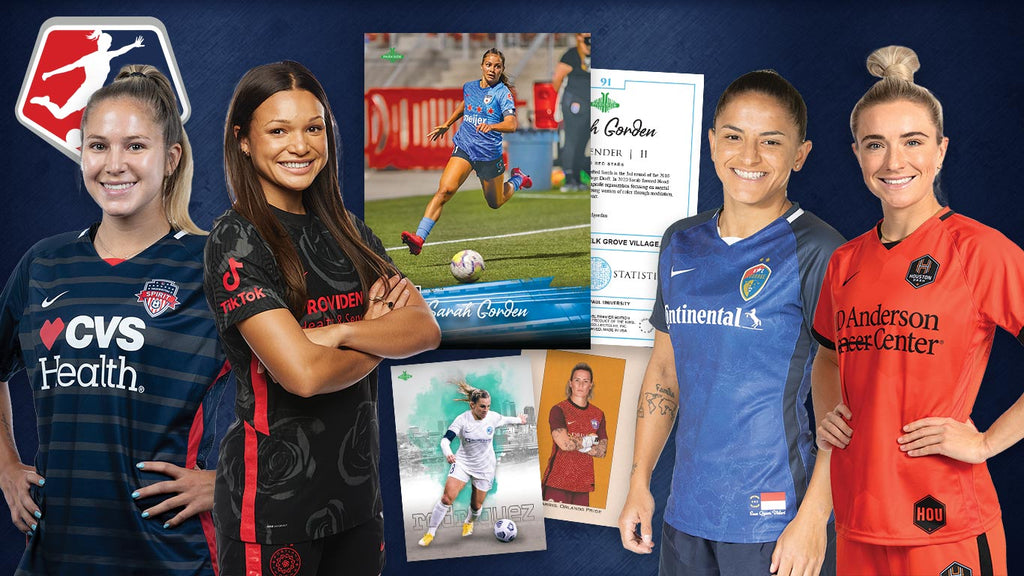 PRESS RELEASE: NWSL Renews Partnership With Parkside Collectibles