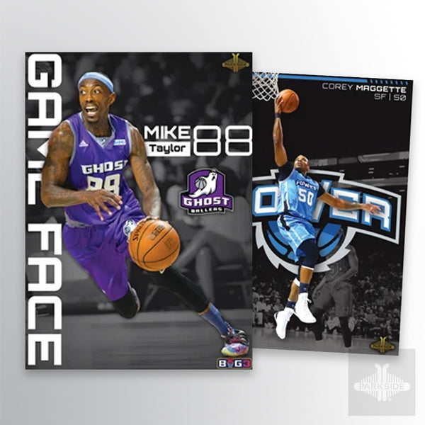 Big3 Basketball trading cards