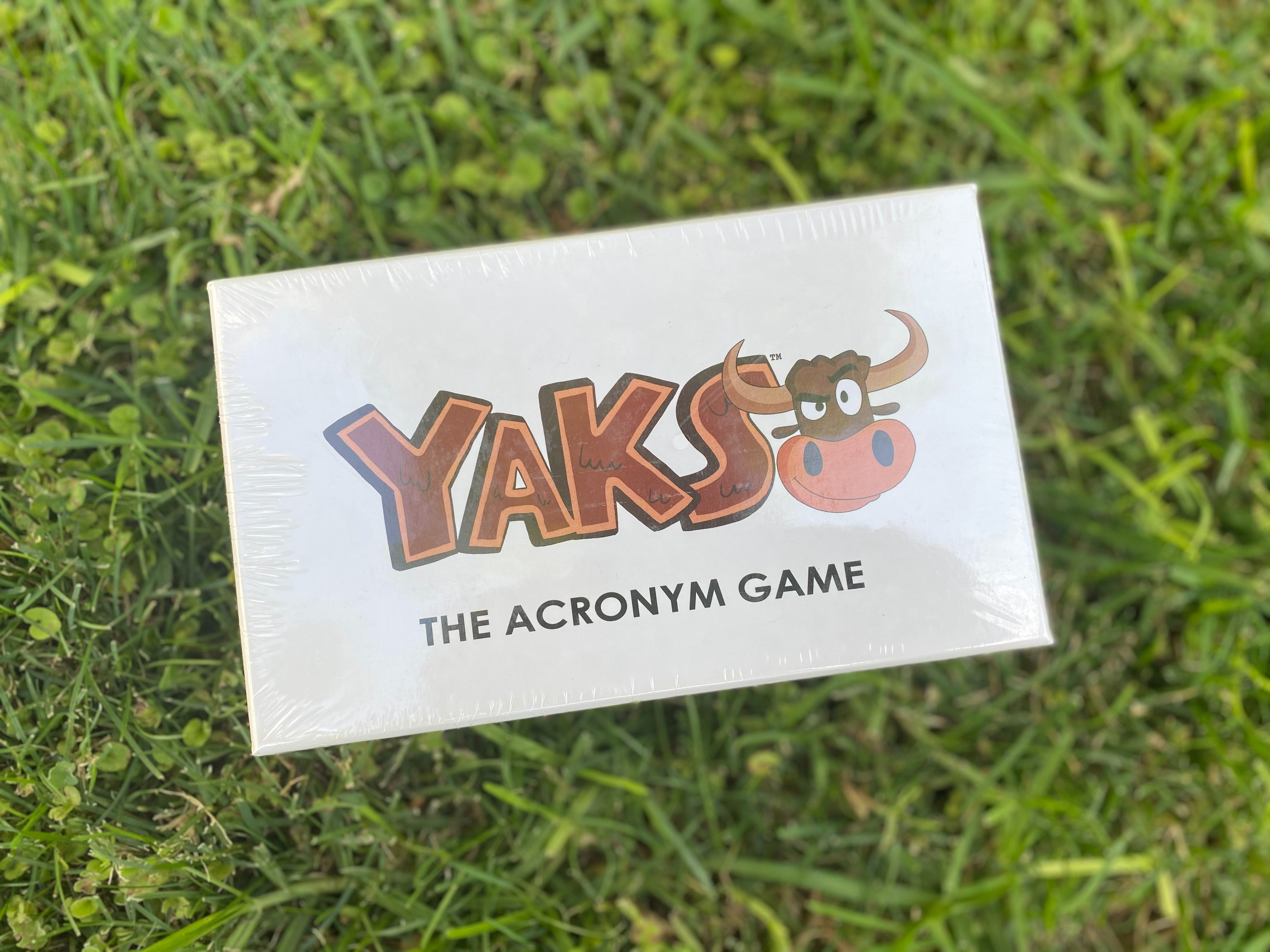 YAKS - The Acronyms Game